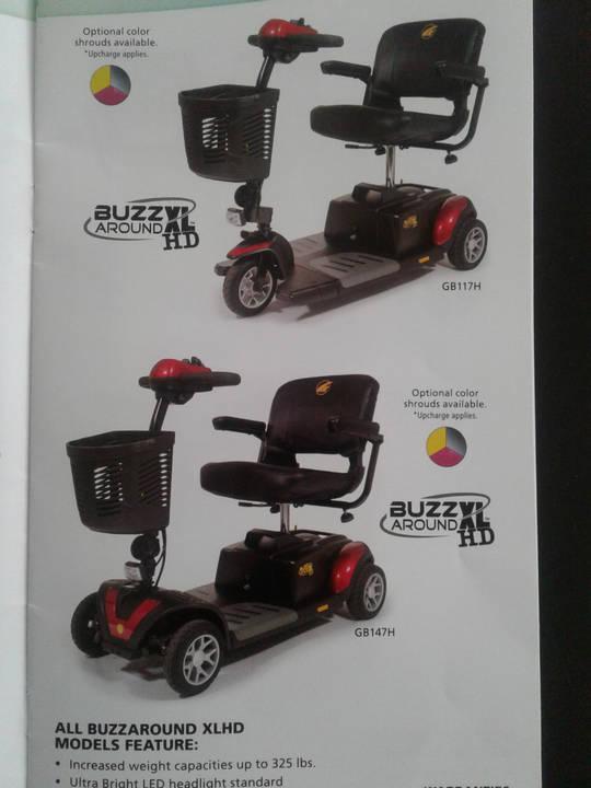 Scooters - WheelsInMotion Birch Run, MI